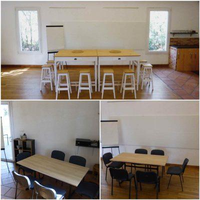 Salle de réunion Bordeaux présentation