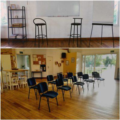 Salle de formation Bordeaux présentation 2